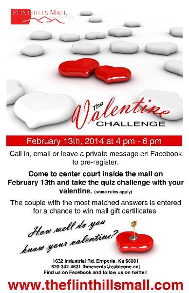 Valentine Challenge