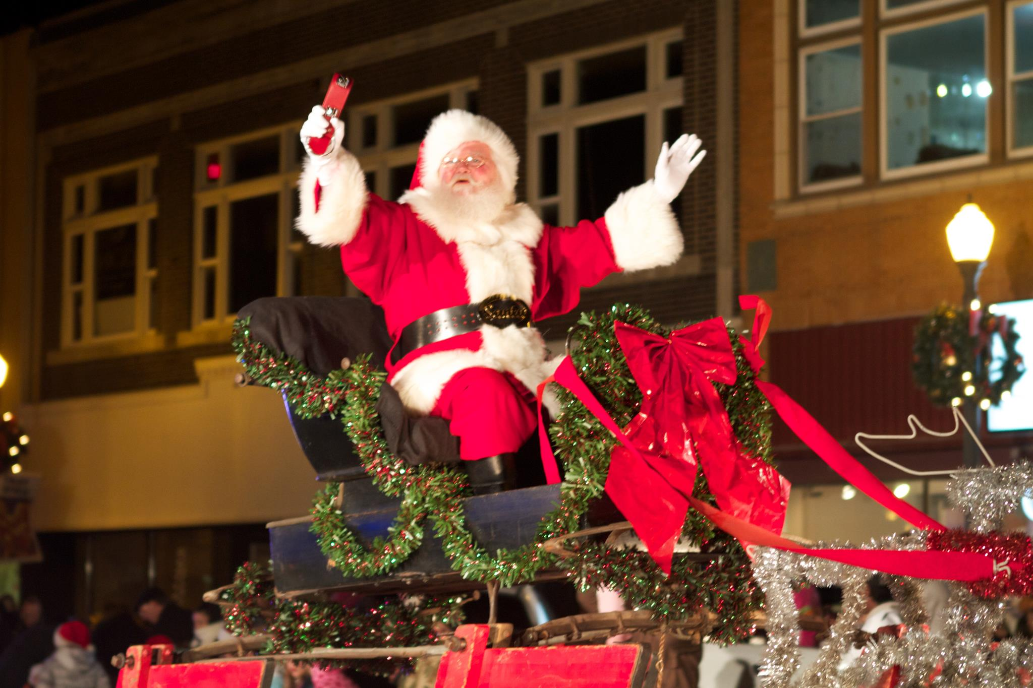 Emporia Annual Community Christmas Parade