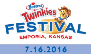 Twinkies Festival Logo 7.16.2016