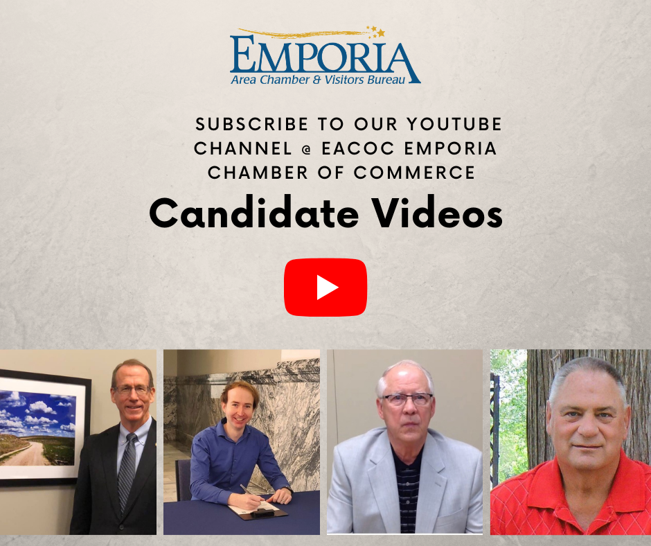 2020 Election Candidate Videos